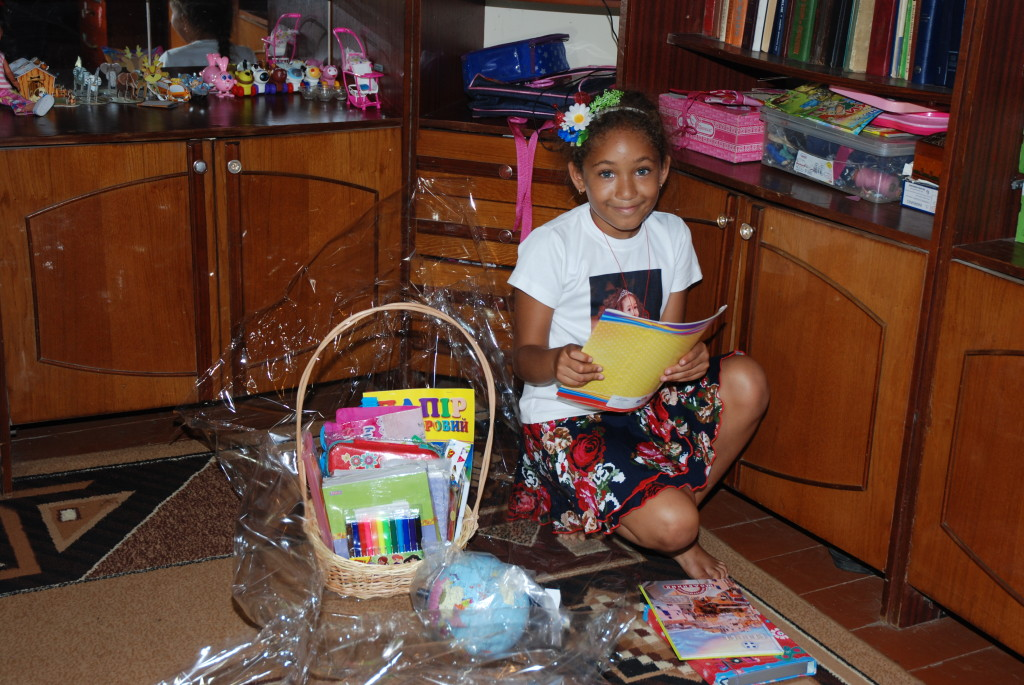 Even when children have access to school, many of our families lack the basic supplies for their children to succeed. Here's what's possible when we help provide those things.